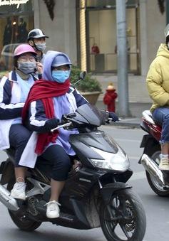 Hà Nội lạnh giá, rét đậm trong ngày đầu năm mới 2021