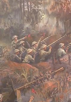 Bức tranh toàn cảnh về chiến dịch Điện Biên Phủ