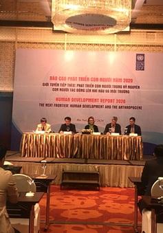Việt Nam trong nhóm quốc gia có chỉ số phát triển con người cao