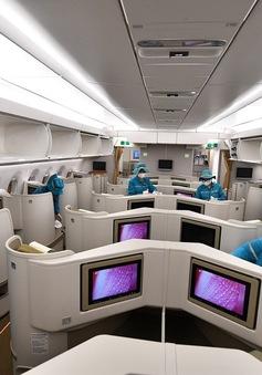 Thực hiện nghiêm các biện pháp phòng, chống COVID-19, đặc biệt trên máy bay