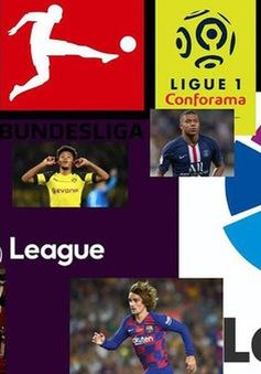CẬP NHẬT Kết quả, Lịch thi đấu, BXH các giải bóng đá VĐQG châu Âu: Ngoại hạng Anh, Bundesliga, Serie A, La Liga, Ligue I