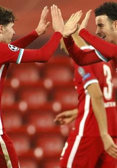 Kết quả UEFA Champions League rạng sáng 02/12: Liverpool và Porto giành quyền vào vòng knock-out