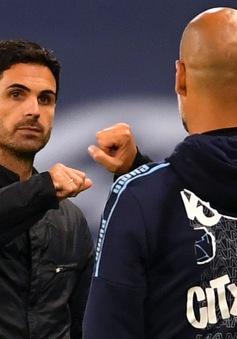 Thắng đậm đối thủ, Pep Guardiola vẫn bảo vệ Arteta