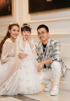 NTK Hà Duy gây bất ngờ vì lần đầu thiết kế đầm dạ hội cho trẻ em