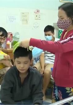 Ngăn ngừa lây nhiễm chéo khi trẻ nhập viện tăng đột biến