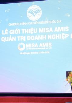 """Misa Amis - Nền tảng quản trị doanh nghiệp hợp nhất """"Make in Vietnam"""" trình làng"""