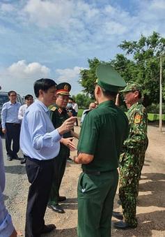 Bộ Y tế: Tăng cường năng lực y tế cho khu vực biên giới để chống dịch, sẵn sàng đối phó các tình huống xấu