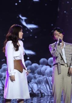 Vũ Cát Tường - Thùy Chi đổi hit, song ca trên sân khấu Bài hát đầu tiên