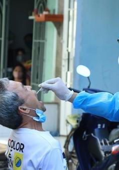 Các F1 của bệnh nhân 1440 tại Long An âm tính với SARS-CoV-2
