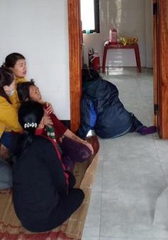 Dùng than để sưởi ấm, 4 mẹ con gặp nạn