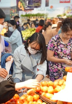 Hà Nội đảm bảo cung cầu hàng hóa dịp Tết Nguyên đán 2021