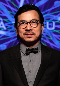 """Hình ảnh đầu tiên của MC Đinh Tiến Dũng trong """"Ai là triệu phú"""""""