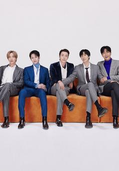 Super Junior hé lộ những hình ảnh đầu tiên trong album mới