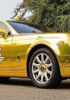Những chiếc xe taxi sang chảnh nhất thế giới