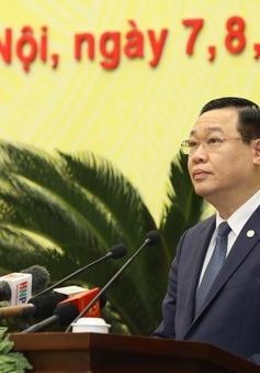 Bí thư Thành ủy Hà Nội: Giải quyết những vấn đề dân sinh bức xúc ngay trong năm 2021