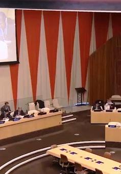 Việt Nam kết thúc thành công tháng Chủ tịch Hội đồng Bảo an LHQ