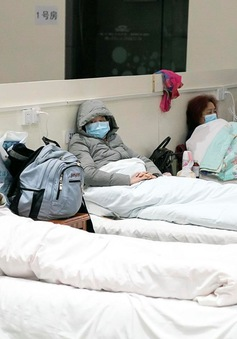 Tỷ lệ bệnh nhân mắc nCoV bình phục tại Trung Quốc tăng mạnh sau 2 tuần
