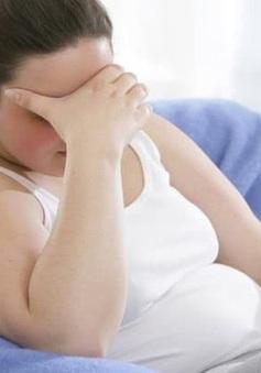 Mẹ béo phì có thể sinh con bị co giật, bại liệt