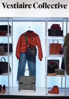 Xu hướng cho thuê quần áo hàng hiệu tại Anh