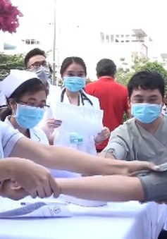 TP.HCM: Người dân tăng cường hiến máu