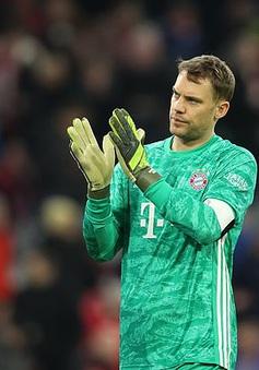 Trả lời đanh thép, thủ thành Neuer khiến tất cả thất vọng