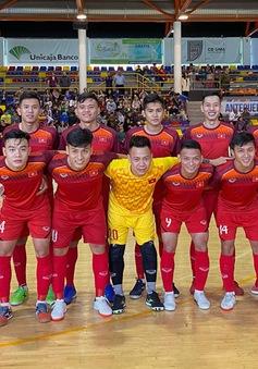 Giao hữu tại Tây Ban Nha: ĐT futsal Việt Nam 1-3 CLB Uma Antaquera