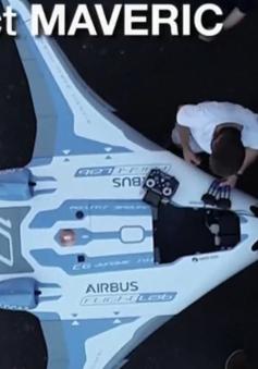 Airbus tiết lộ mẫu máy bay mới giảm khí thải
