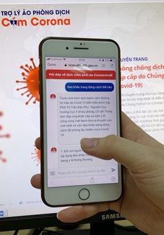 Bộ Y tế chính thức ra mắt chatbot hỏi đáp về dịch bệnh COVID-19