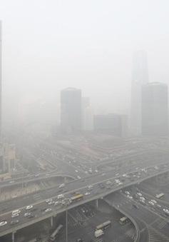 Bắc Kinh (Trung Quốc) trong tình trạng ô nhiễm không khí nặng