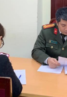 Tung tin trường học có dịch COVID-19 (nCoV), một phụ nữ bị phạt 10 triệu đồng