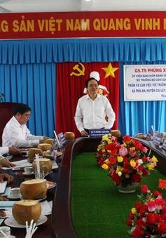 Bộ trưởng Bộ GDĐT: Không để sau kỳ nghỉ dài học sinh ngại đến lớp