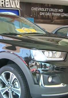 Nhập khẩu ô tô đầu năm 2020 giảm 35%