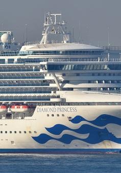 Hai hành khách nhiễm COVID-19 trên tàu Diamond Princess tử vong