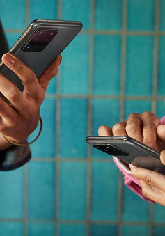 Samsung vững vàng ngôi đầu trên thị trường smartphone
