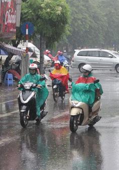 Ngày 18/2, mưa ngắt quãng ở khu vực Quảng Bình đến Khánh Hòa