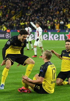 Kết quả UEFA Champions League hôm nay, 19/2: Atletico 1-0 Liverpool, Dortmund 2-1 PSG