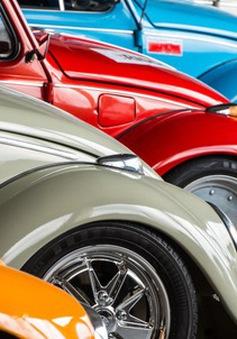 Những màu xe được ưa chuộng nhất tại Mỹ năm 2019