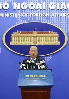 """Việt Nam lên tiếng về việc Hoa Kỳ đưa ra khỏi danh sách hưởng quy chế """"quốc gia đang phát triển"""""""