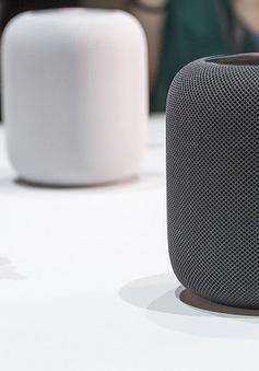 """Apple """"chậm lớn"""" tại thị trường loa thông minh"""