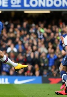 Chelsea xây chắc top 4 trong ngày Tottenham thiếu hỏa lực
