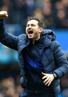 """""""Học trò"""" Lampard lập kỳ tích trước """"thầy cũ"""" Mourinho"""