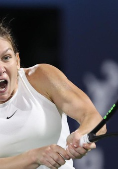 Simona Halep giành chức vô địch giải quần vợt Dubai mở rộng 2020