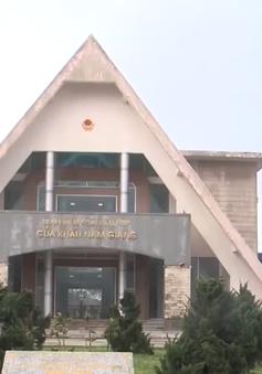 Tháo gỡ khó khăn cho cửa khẩu Nam Giang, Quảng Nam