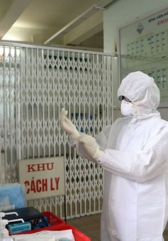 Hải Phòng cách ly hai trường hợp nghi nhiễm COVID-19 từ Hàn Quốc về Việt Nam
