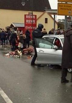 Điều tra vụ đâm xe tại Đức