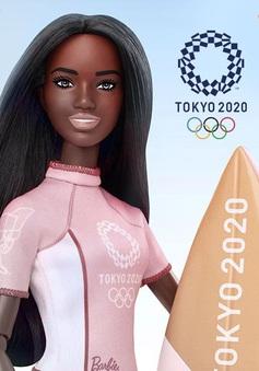 Giới thiệu búp bê barbie chủ đề Olympic Tokyo