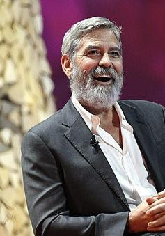 Tài tử George Clooney dự định đầu tư mua lại CLB Malaga