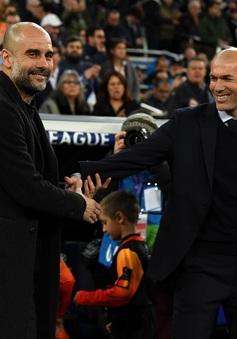 Pep Guardiola và Zidane nói gì sau trận đấu giữa Real Madrid và Man City?