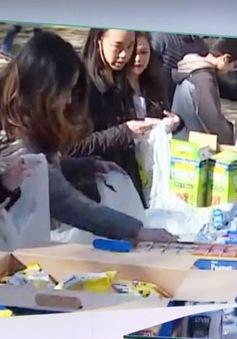 Cộng đồng người Việt hỗ trợ người vô gia cư ở Thủ đô nước Mỹ
