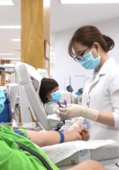 TP.HCM bố trí địa điểm an toàn để người dân hiến máu